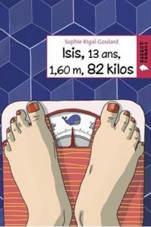 Isis, 13 ans, 1,60m, 82 kilos