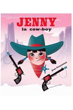Jenny la cow-boy