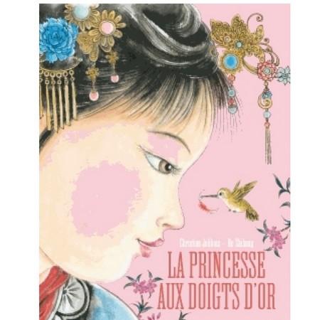 La princesse aux doigts d'or
