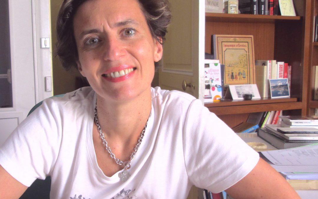 Vaillant / Vallès : Accueil d'Anne Loyer au Havre!