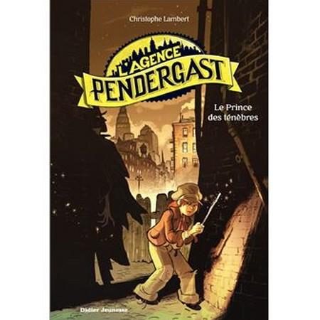 L'agence Pendergast – Le prince des ténèbres (T1)