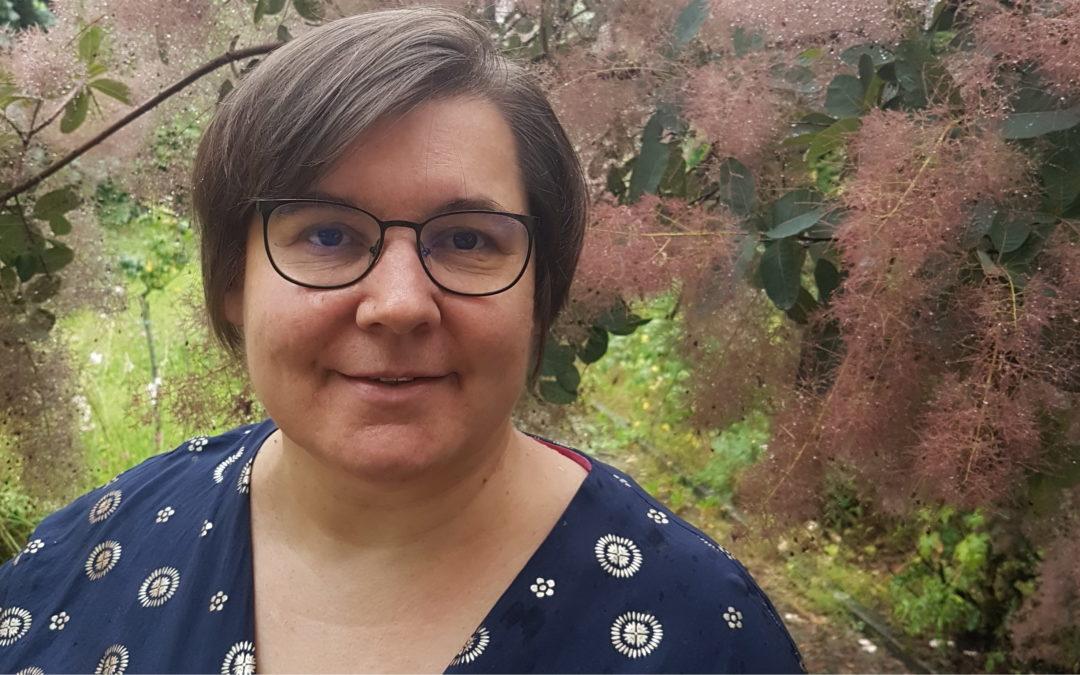 Echanges avec Muriel Zürcher, autrice du livre Des bleus au cartable