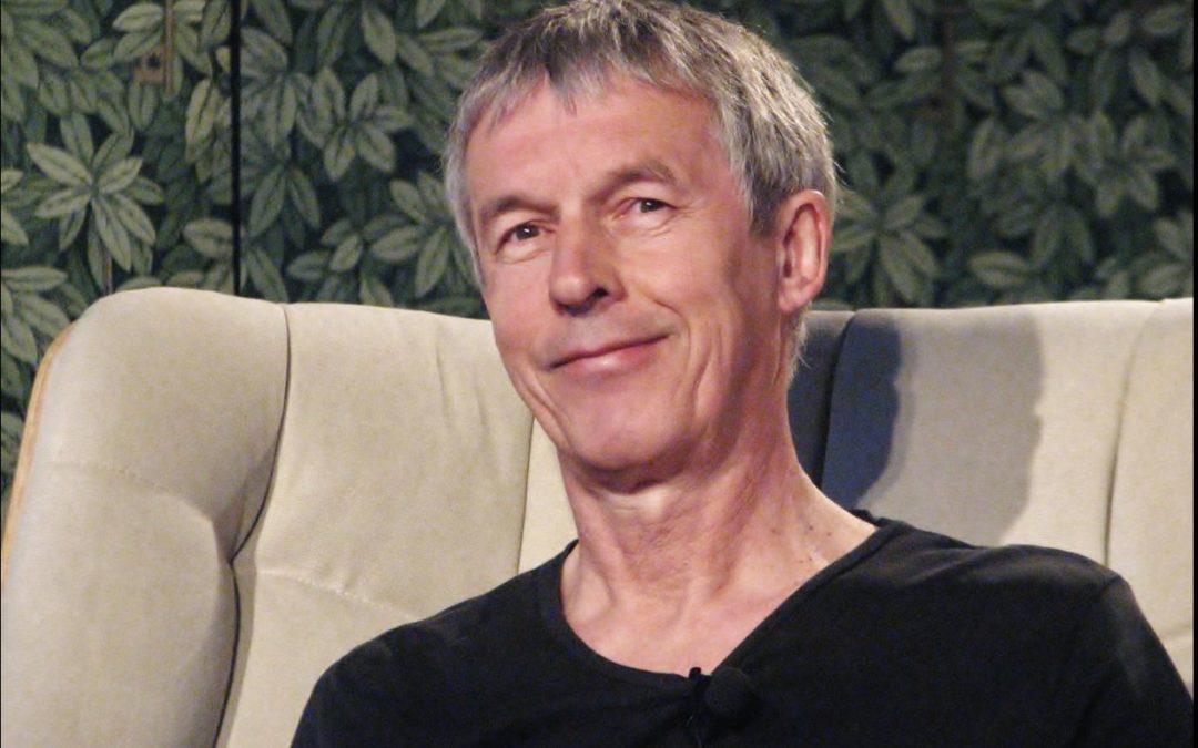 Jean-Claude Mourlevat, lauréat du Prix Astrid Lindgren 2021