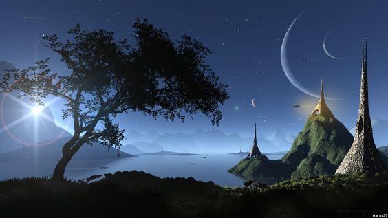 Bibliographie : Les mondes imaginaires